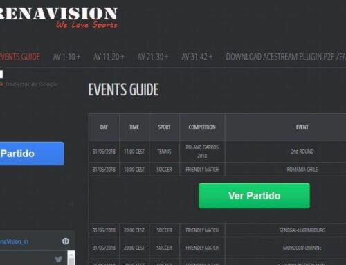 Las 12 mejores alternativas a Arenavisión
