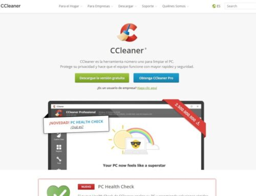 Las 10 mejores alternativas a CCleaner
