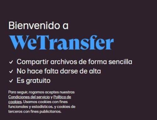 Las 14 mejores alternativas a Wetransfer